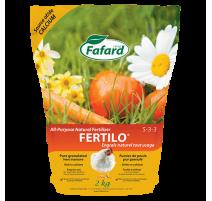 Engrais naturel Fertilo tout usage (5-3-3)