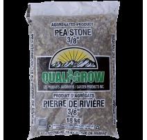"""Pierre de rivière mini Quali Grow (³/8"""") - 18KG"""