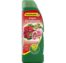 Algoflash Géraniums 500ml