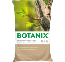 Engrais feuillus et conifères printemps 15-5-15 (8kg) Botanix