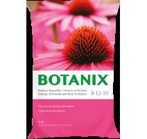 Engrais annuelles, vivaces et rosiers 8-12-10 (8kg) Botanix