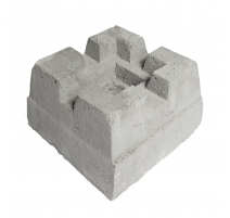 Patio Block 4x4 Gris