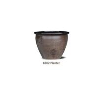 Pot Planter Temokku Noir 48cm