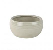 Bowl Cresta cream D28 H13