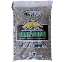 """Pierre de rivière petite Quali Grow (¾"""") - 18KG"""