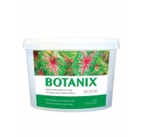 Engrais hyd. Tout usage 20-20-20 (1,6kg seau*) Botanix