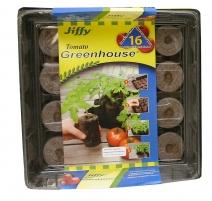 Serre De Tomate Et De Légume Jiffy