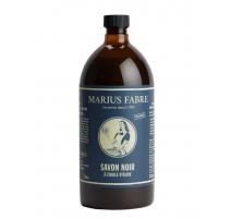 Savon noir huile d'olive liquide 1L