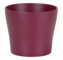 Cache-Pot 808 Burgundy Rose